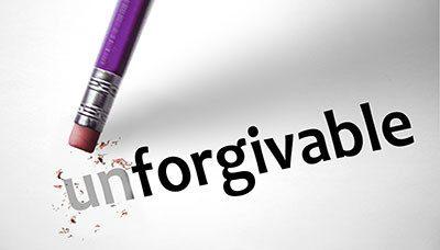 Forgiveness – Part 2
