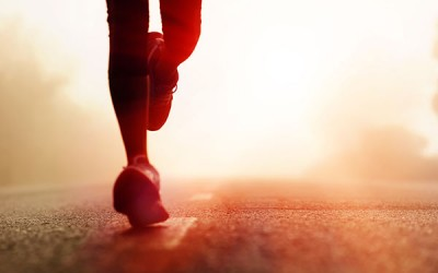 Running on the Path to Positive Personal Change