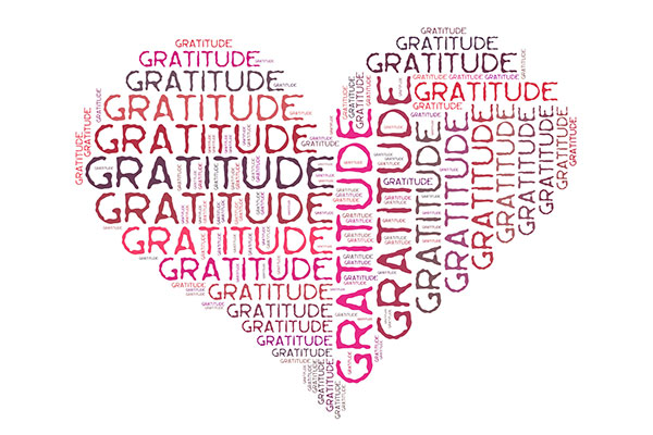 Recollection of Gratitude