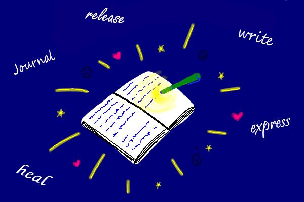The Healing Power of Journaling