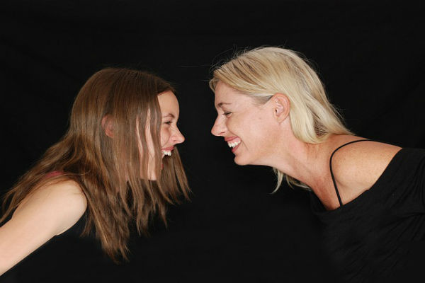 How to Empower Woman through Laughter