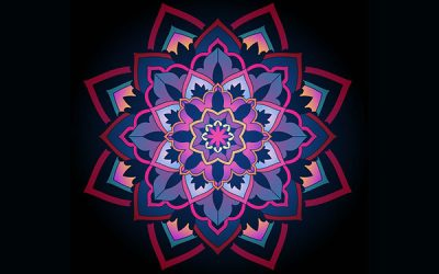 Mandalas and Adult Colouring