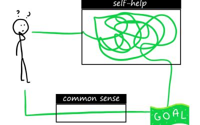 We Need More Common Sense In Self-Help