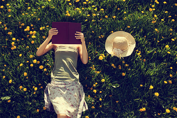 Stillness and the Joys of Reading