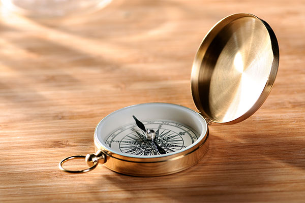 Finding YOUR  Compass
