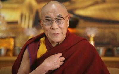 Dalai Lama's secrets to happiness