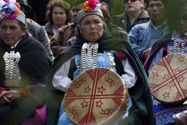 Mapuche Culture and Happiness