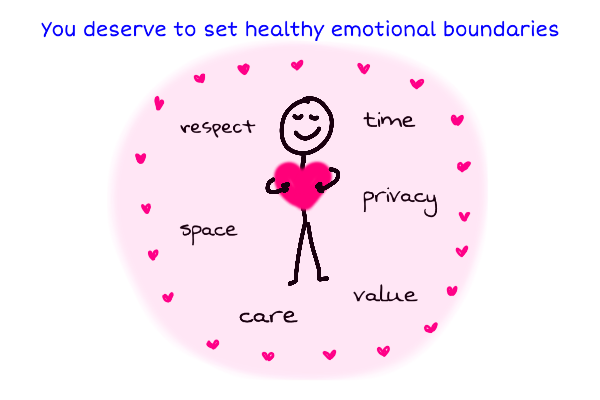6 Signs You Need Stronger Emotional Boundaries