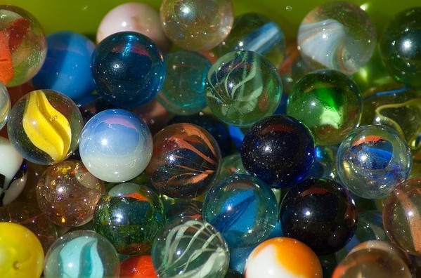 The Worth Of A Million Marbles