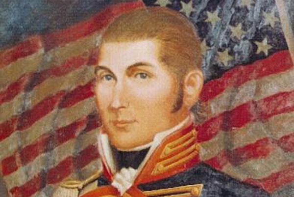 portrait of Presley O'Bannon