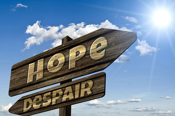 Is there such a thing as 'mindful hope'