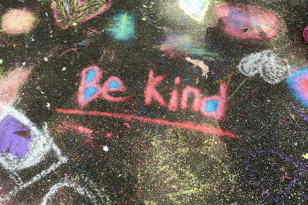 Try Kindness, It's Fun