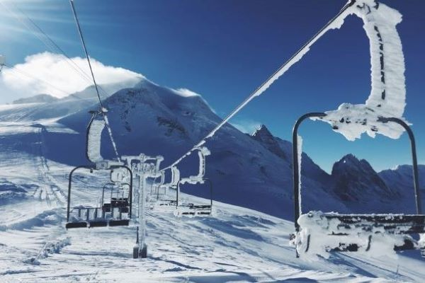 It's not all downhill… finding hope on the slopes
