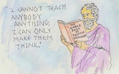The Importance of Socratic Questioning in Positive Psychology