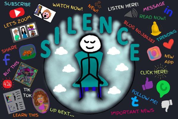Five Benefits of Silence in a Noisy Digital Age